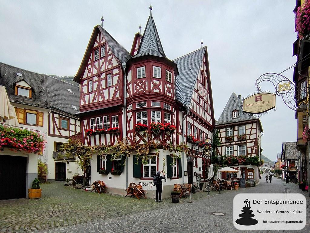 """""""Altes Haus"""" in Bachararach"""