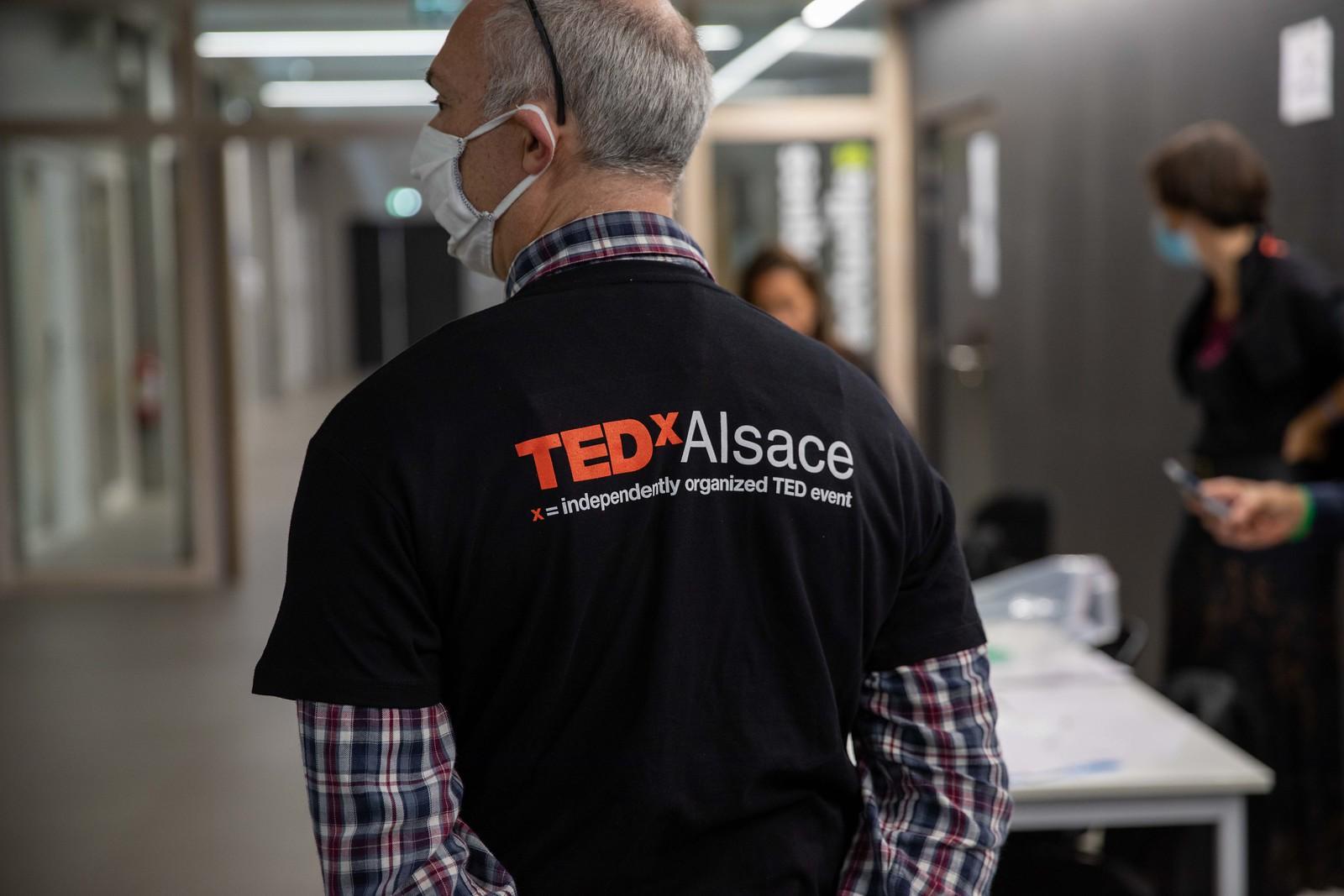Les coulisses du TEDxAlsace 2020