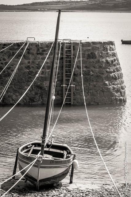 Port Racine - Le Cotentin - La Manche