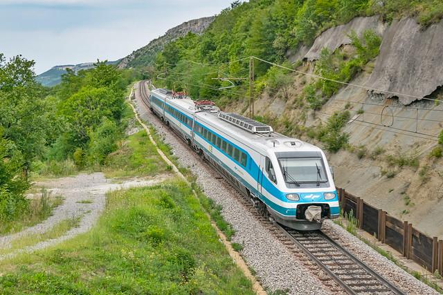 SŽ ICS 310 001 + 310 004 | Koperbahn