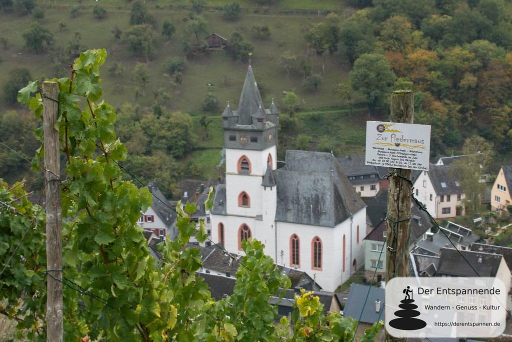 """Ev. Kirche St. Anna mit der größten Fledermauskolonie der Art """"großes Mausohr"""""""