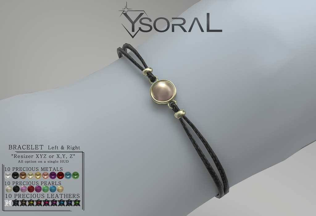 ~~ Ysoral ~~ .: Luxe N3 Bracelet Lucille :.