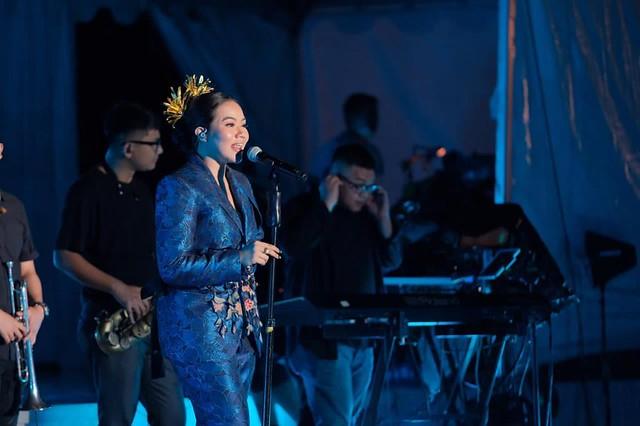 Prambanan Jazz 2020 Yura Yunita