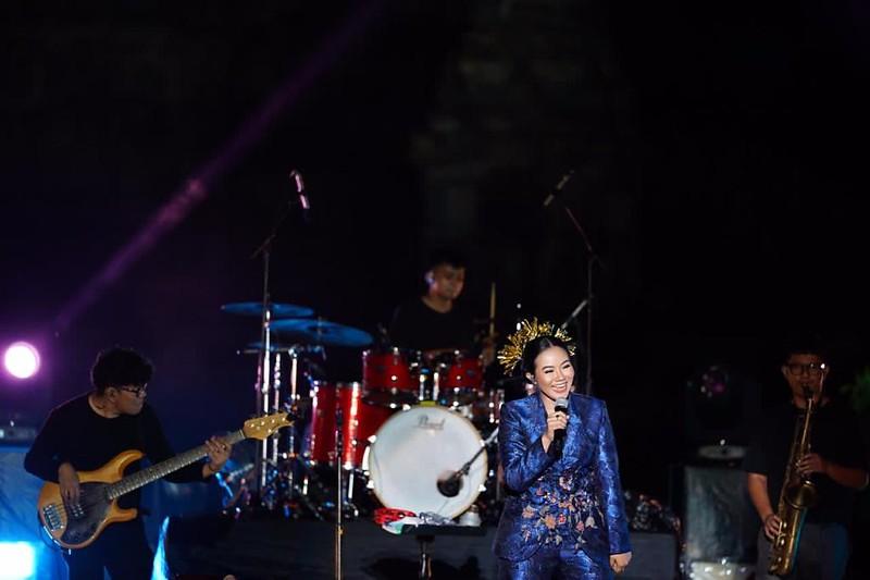 Prambanan Jazz 2020 Yura Yunita 1