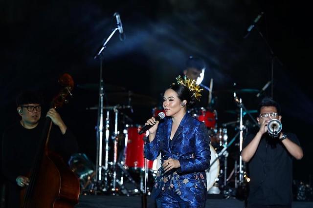 Prambanan Jazz 2020 Yura Yunita 2