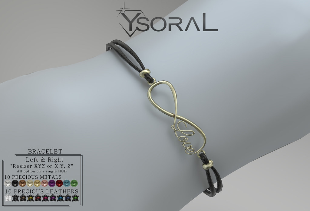 ~~ Ysoral ~~ .: Luxe N2 Bracelet Lucille :.