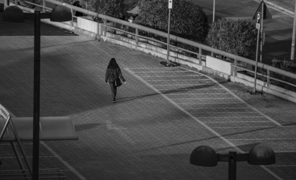 The Lonely Girl (April 2020)