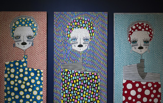 ALO: Sinti Helene Triptych