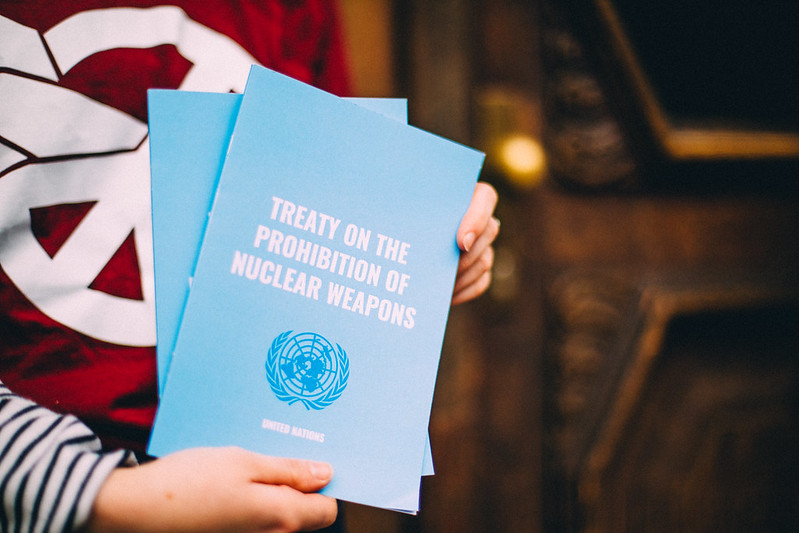 TPNW reaches 50 ratifications