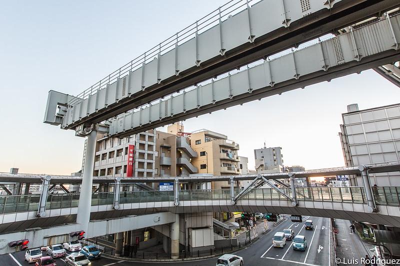 Final de línea del monorraíl de Chiba