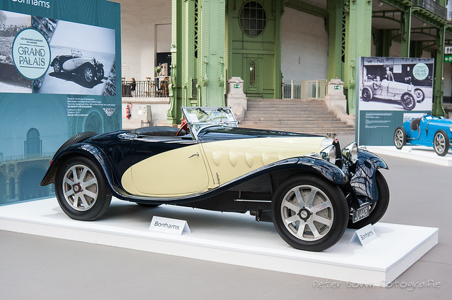 Bugatti Type 55 Two-Seater Supersport - 1931