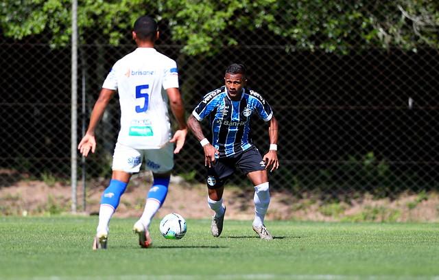 Brasileiro de Aspirantes - Grêmio x Fortaleza