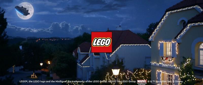 LEGO Rebuild the World 2020 Easter Eggs