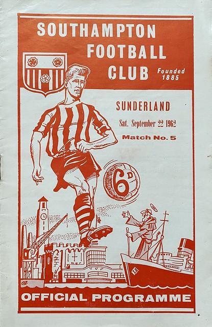 Southampton v Sunderland at The Dell