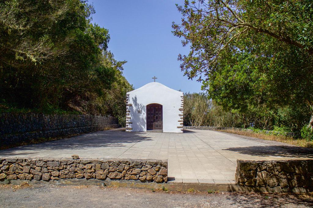 Ermita de San Isidro Labrador en Epina