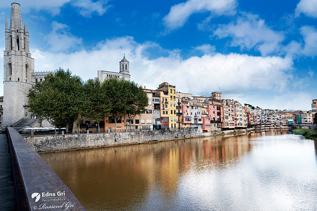 Riu Onyar - Girona
