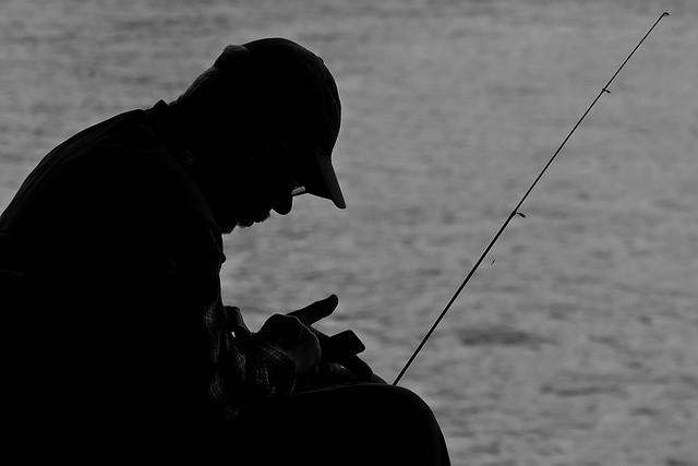 El pescador twittero