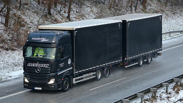 PL - Mercedes-Benz Actros GigaSpace - JACK-DREW