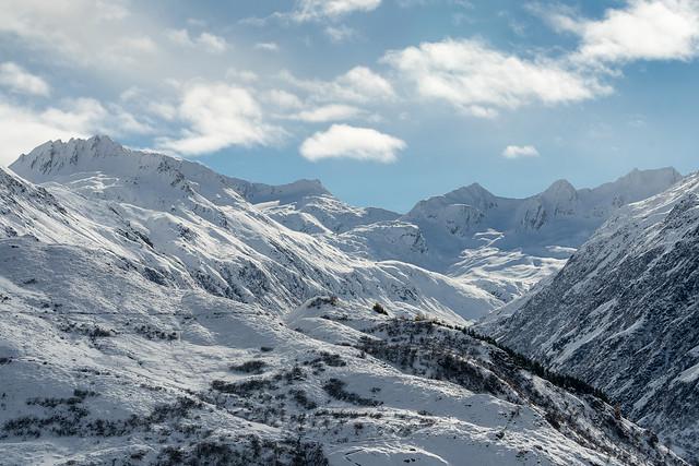 Winter: Rossbodenstock and Unteralptal (1/2)