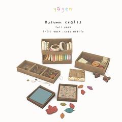 🍂 Autumn crafts 🍁