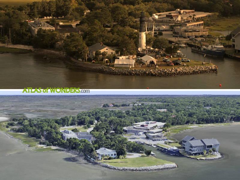 James Island Secessionville
