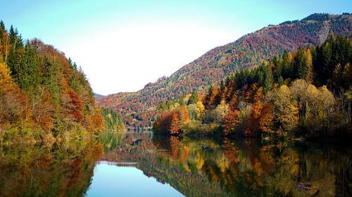 Wiestalstausee_Autumn colors 4_explored  #2
