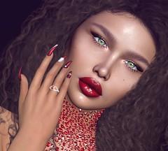 ~~ Ysoral ~~ .:Luxe Nails Louise:.(BENTO) & ~~ Ysoral ~~ .: Luxe Wedding Ring Nelia :.(BENTO)