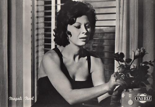 Magali Noël in La Dolce Vita (1960)