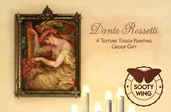 Dante Rosetti Group Gift Sooty Wing