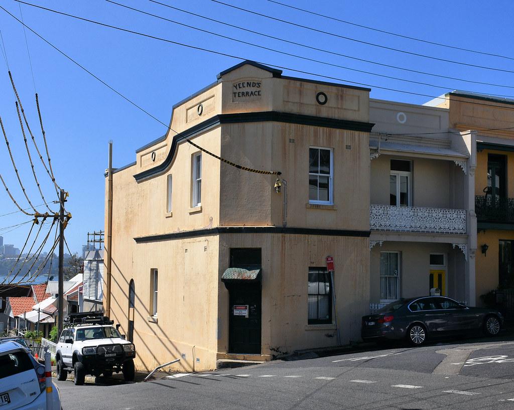 Former Shop, Balmain, Sydney, NSW.
