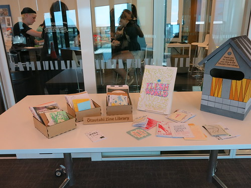 Zinemaking at For You(th)