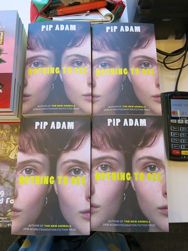 Pip Adam books