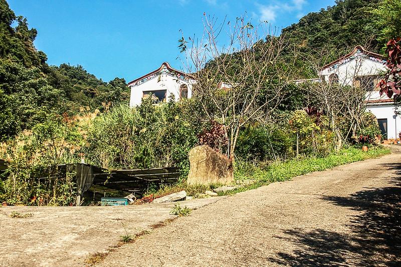 蕃婆石山登山口別墅 (3)