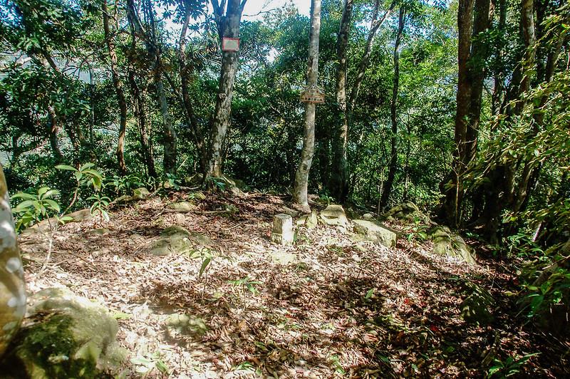 蕃婆石山山頂 (2)