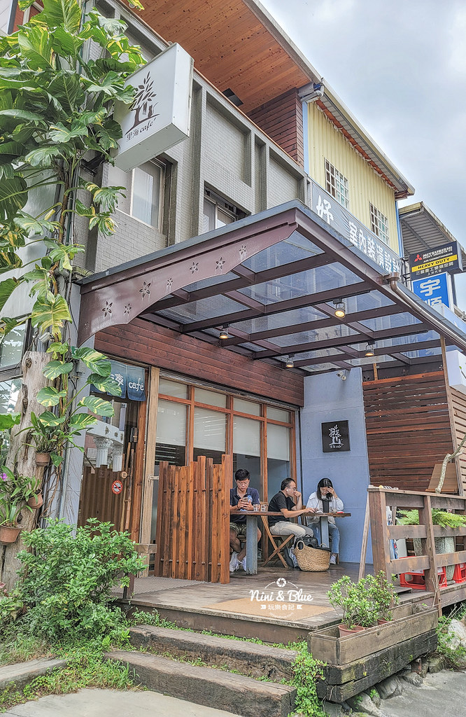 宜蘭咖啡 里海 咖哩鮮魚定食菜單04