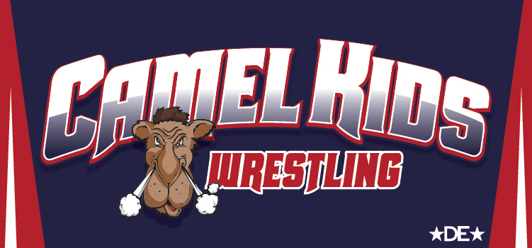 Camel Kids Wrestling Gear