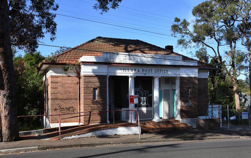 Former Post Office, Killara, Sydney, NSW.
