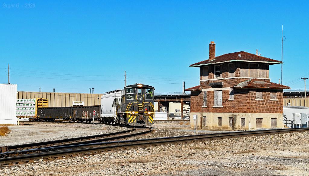 KCTL Yard Job in Kansas City, KS