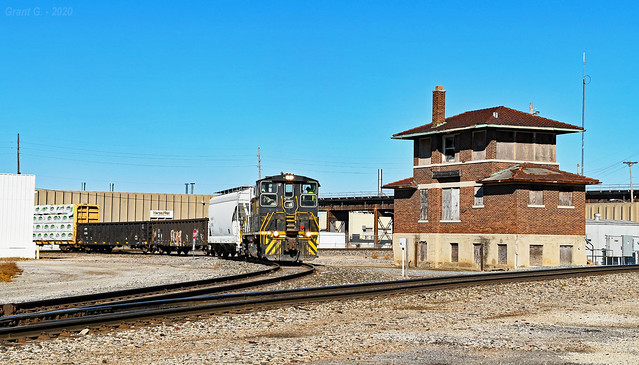 KCTL Yard Job in Kansas City, KS