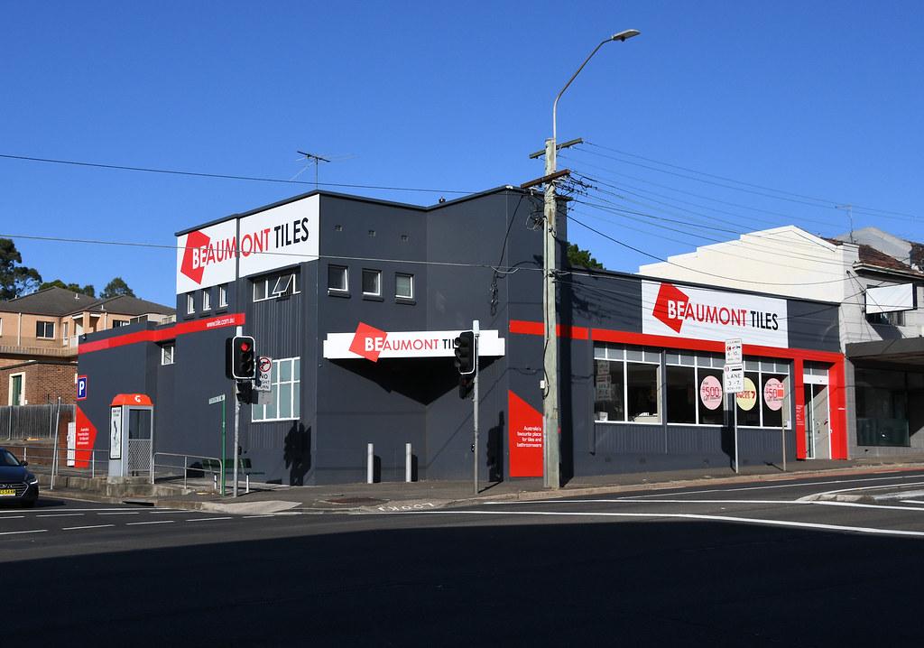 Former ANZ Bank, West Ryde, Sydney, NSW.