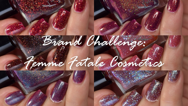 Femme Fatale Cosmetics Review