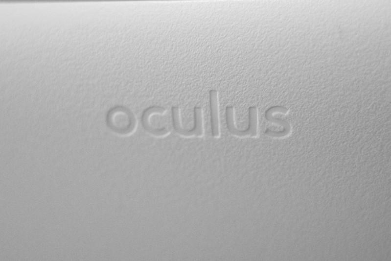 Oculus setup