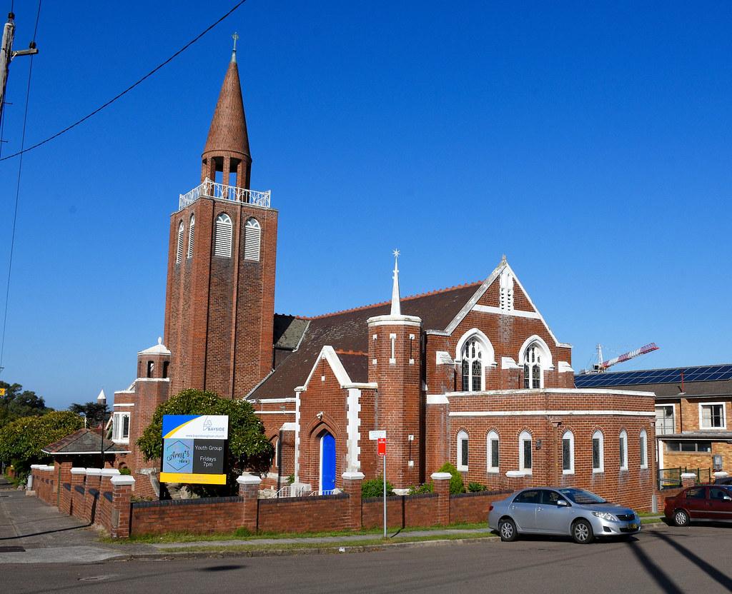 Bayside Anglican Church, Arncliffe, Sydney, NSW.