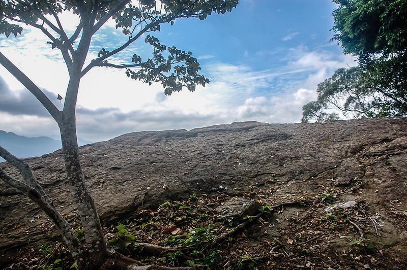 猿山、獅頭山山徑裸岩展望點 (1)