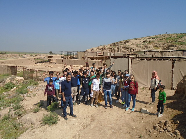 Archaeology for a young future (Italy/Syria)