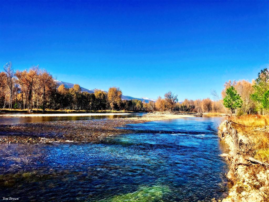 'River Running'