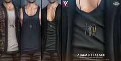 Volver - Adam Necklace