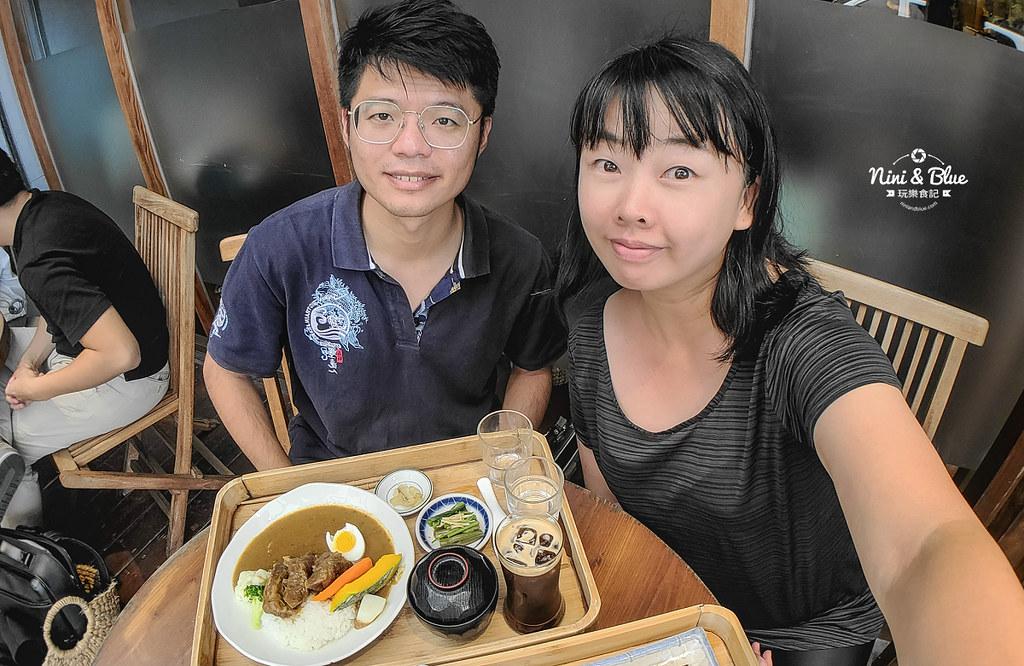 宜蘭咖啡 里海 咖哩鮮魚定食菜單15