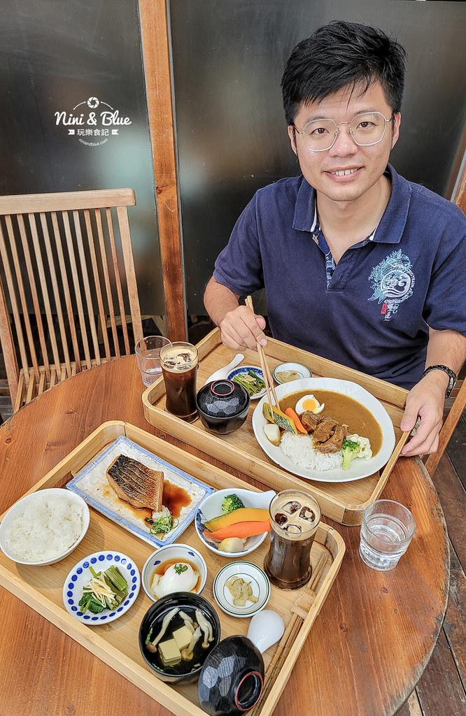 宜蘭咖啡 里海 咖哩鮮魚定食菜單14