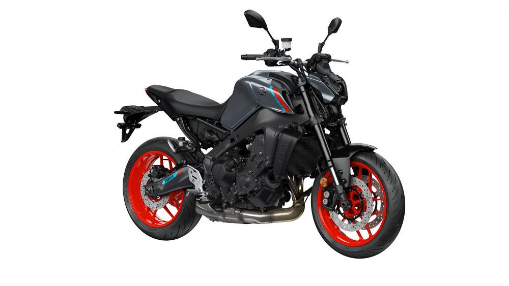 New Yamaha MT-09 2021 Storm Fluo